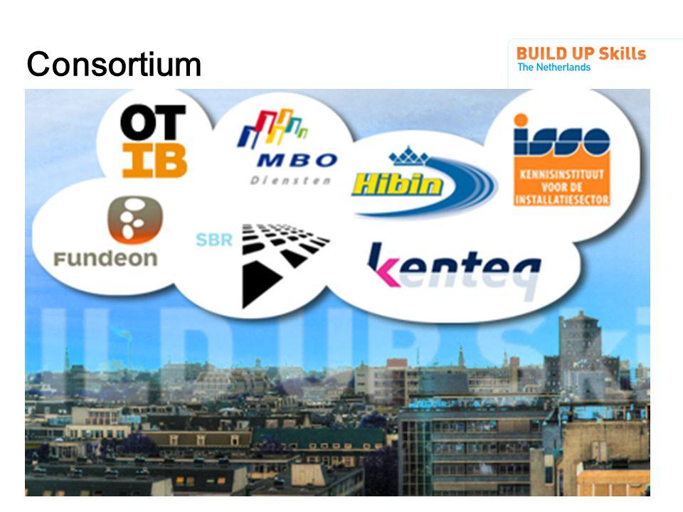 Consortium Fundeon, het kenniscentrum voor de bouw en infra; Kenteq, kennis- en adviescentrum voor technisch vakmanschap.