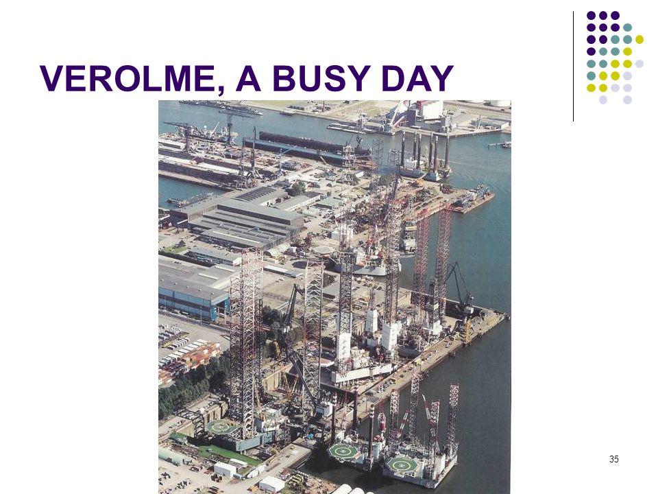 VEROLME, A BUSY DAY 35 JAAR IRO