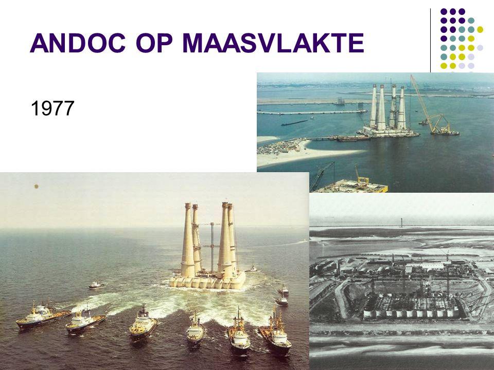 ANDOC OP MAASVLAKTE 1977 35 JAAR IRO