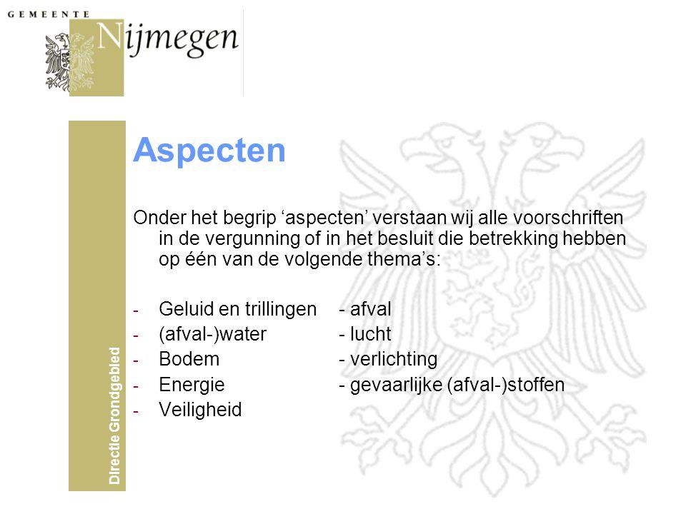 Aspecten