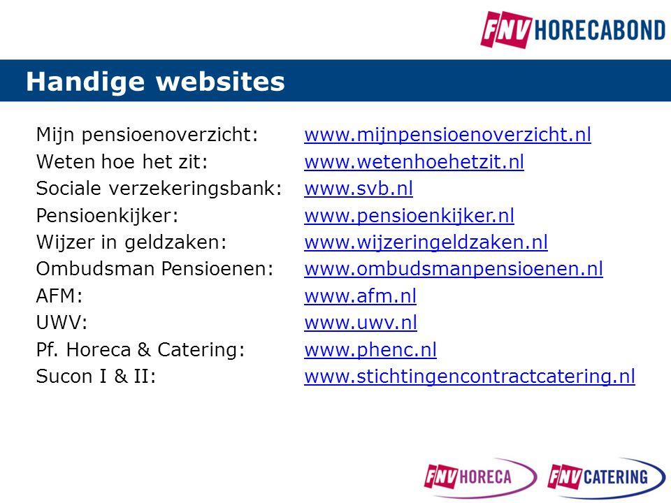 Handige websites