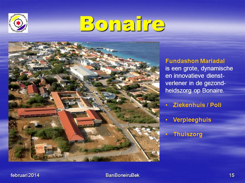Bonaire Fundashon Mariadal