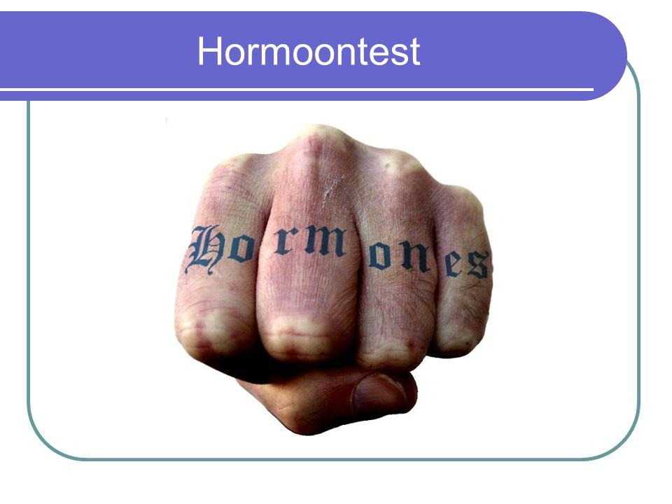 Hormoontest