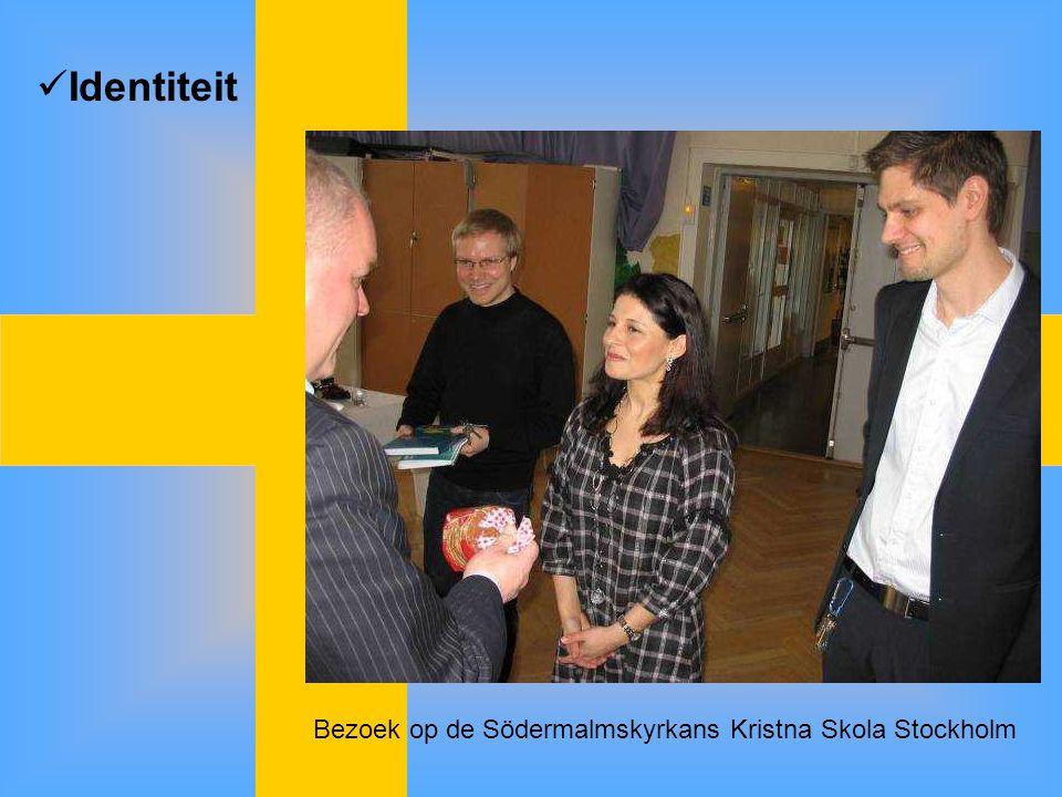 Bezoek op de Södermalmskyrkans Kristna Skola Stockholm