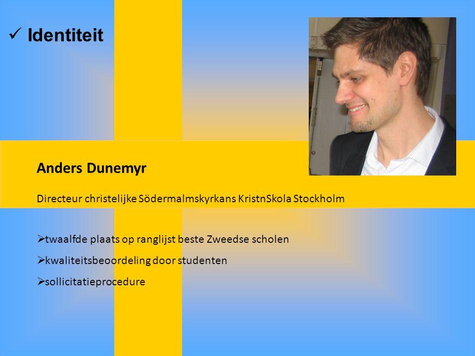 Identiteit Anders Dunemyr