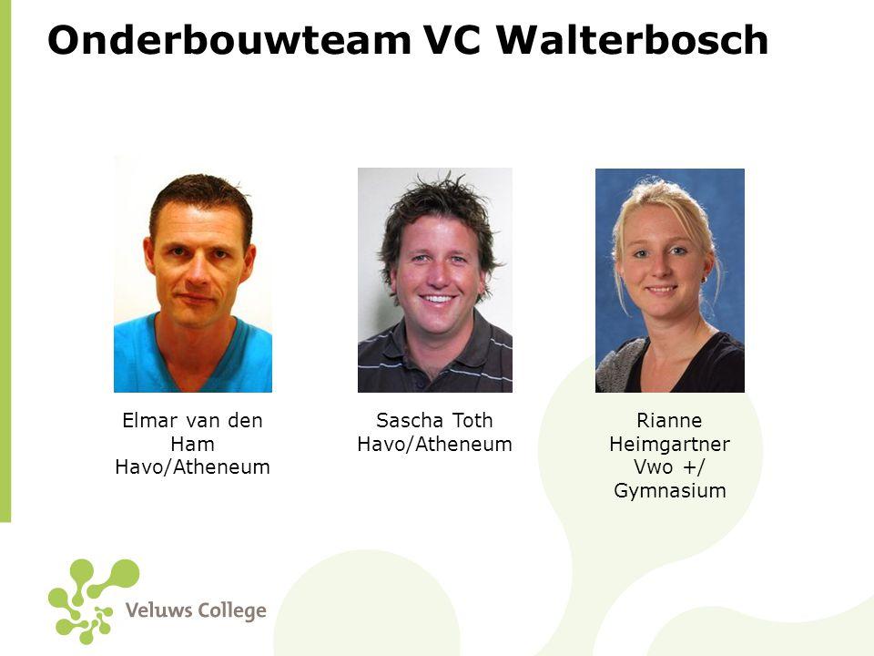 Onderbouwteam VC Walterbosch