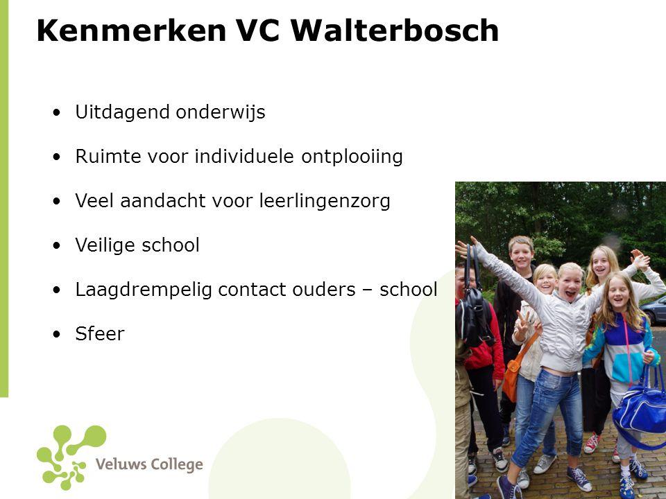 Kenmerken VC Walterbosch