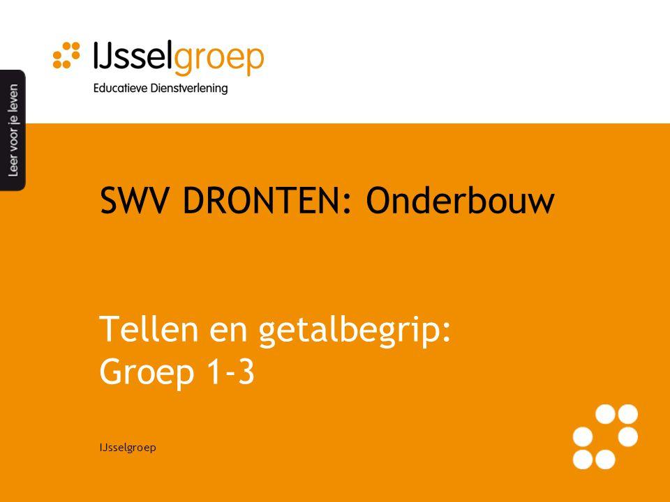 SWV DRONTEN: Onderbouw