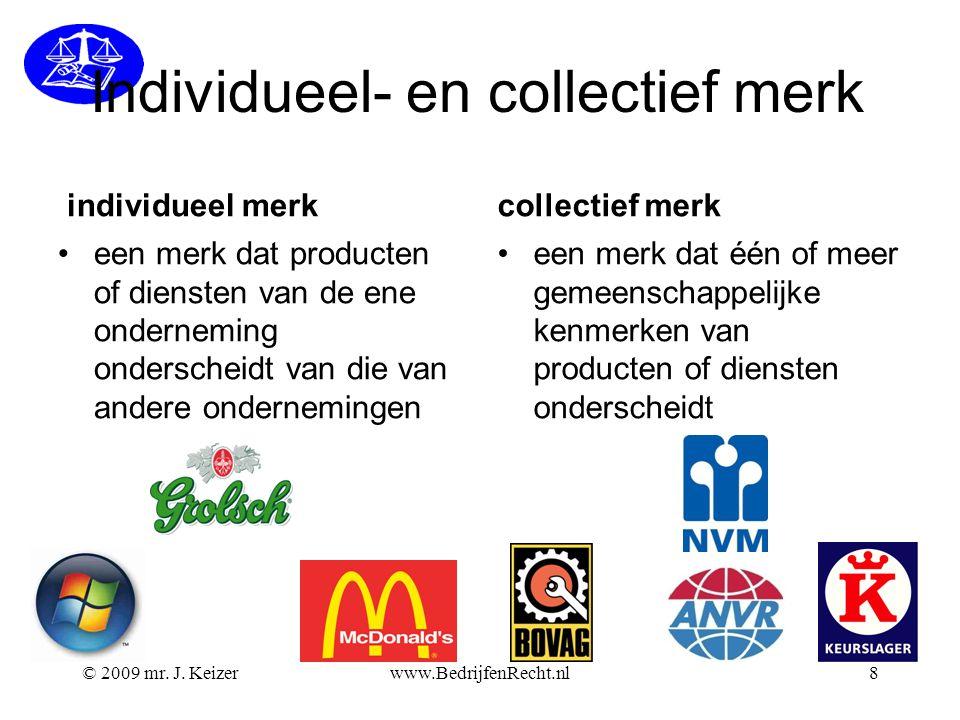 Individueel- en collectief merk