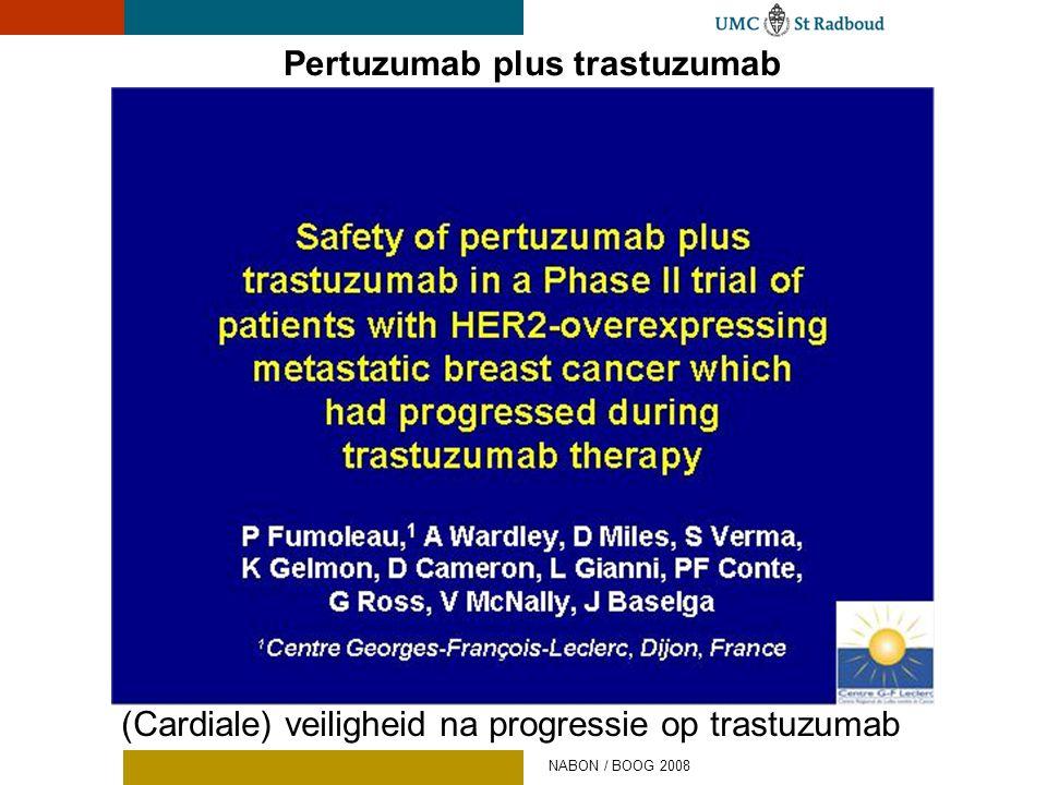 Pertuzumab plus trastuzumab
