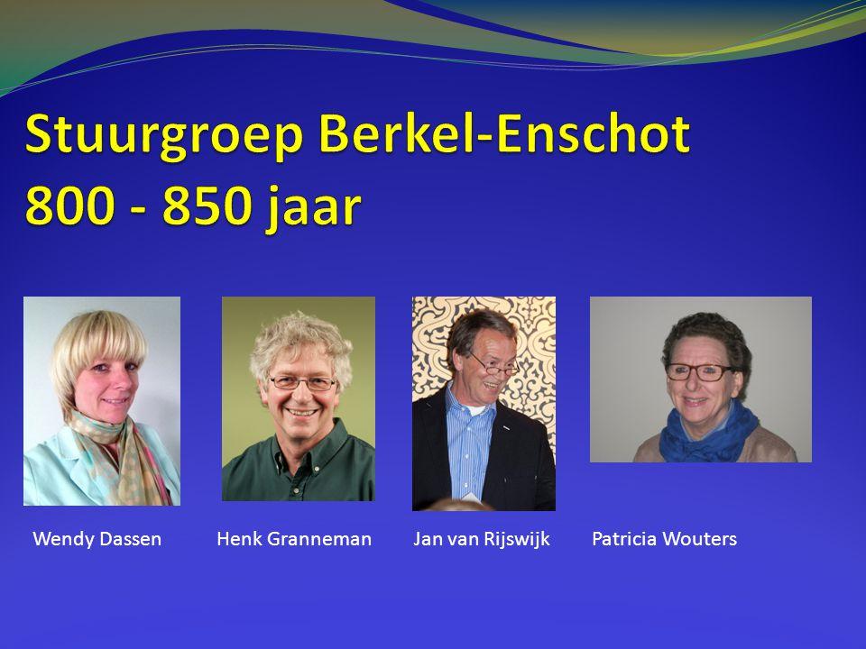 Stuurgroep Berkel-Enschot 800 - 850 jaar