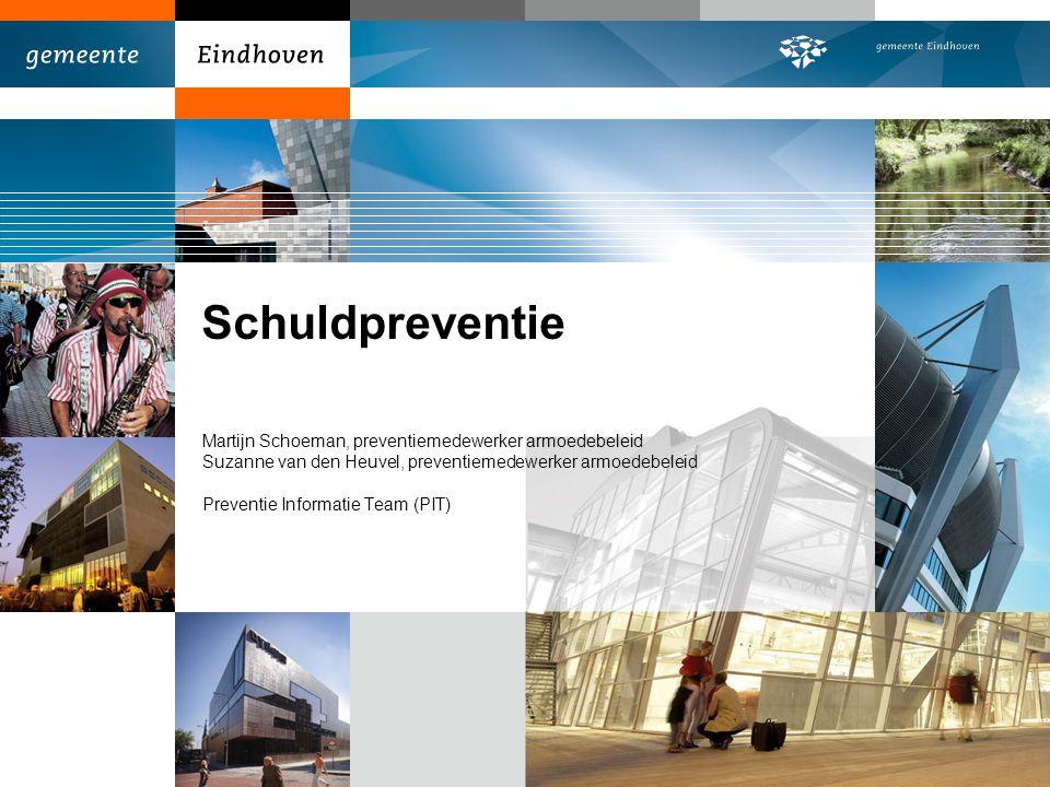 Schuldpreventie Martijn Schoeman, preventiemedewerker armoedebeleid