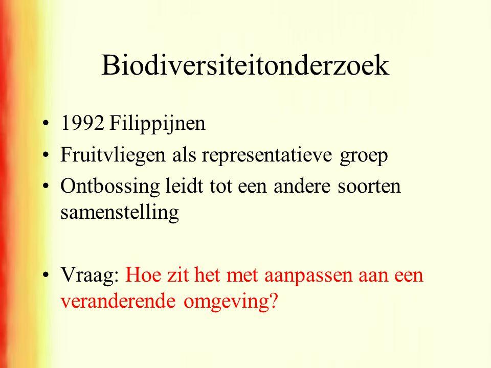 Biodiversiteitonderzoek