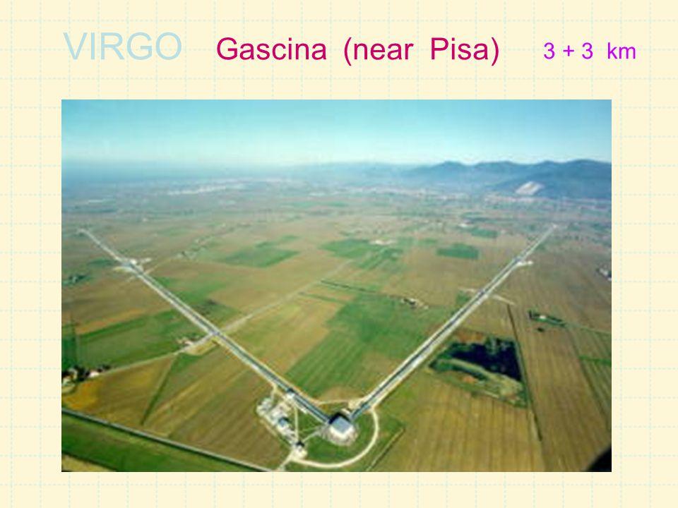 VIRGO Gascina (near Pisa)