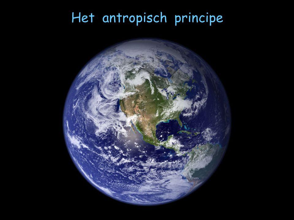 Het antropisch principe