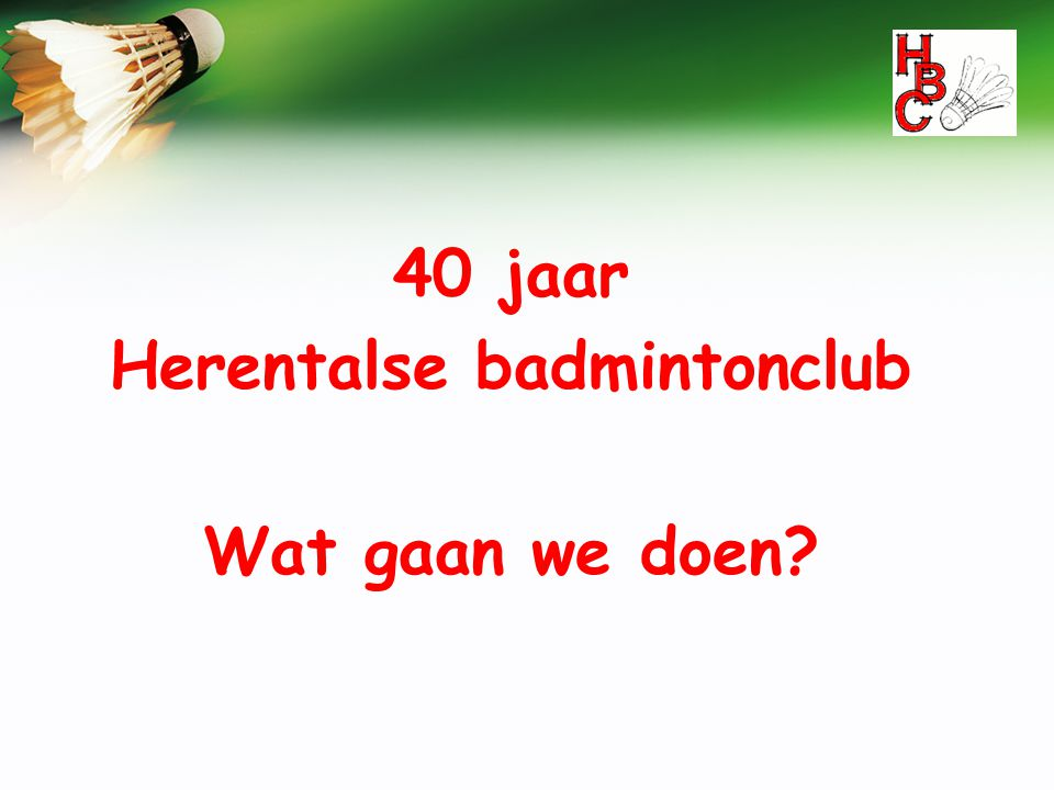Herentalse badmintonclub