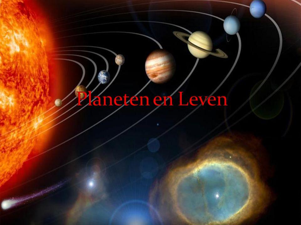 planeten met leven