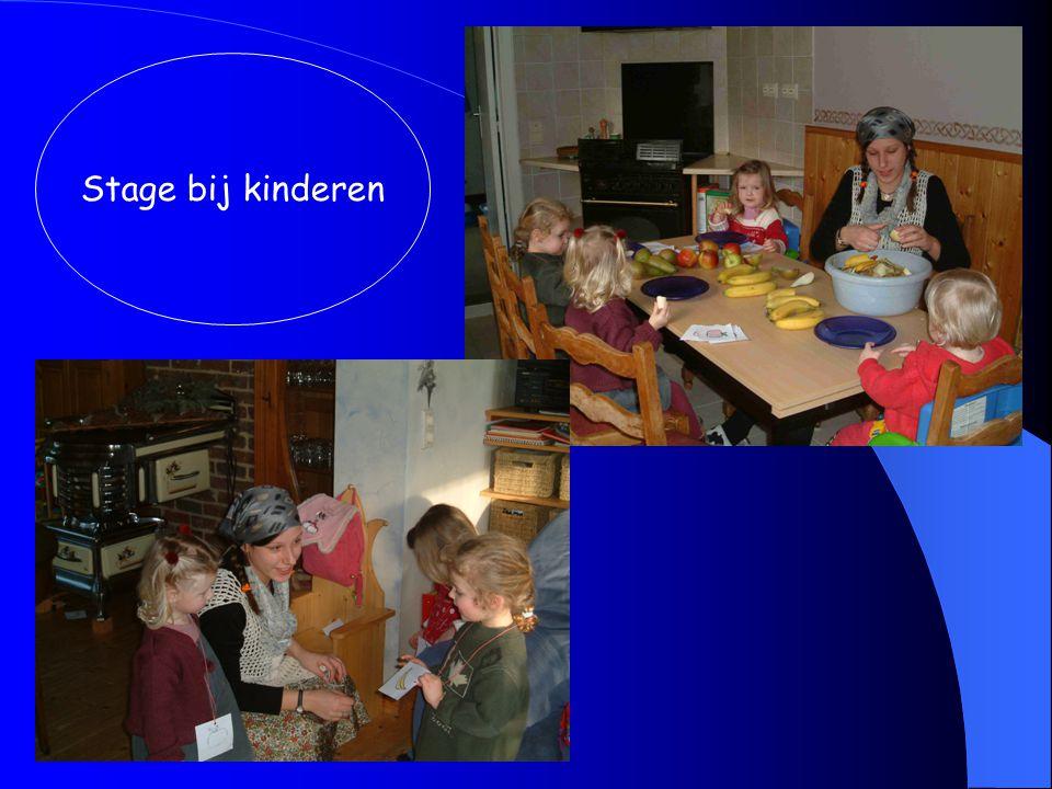 Stage bij kinderen