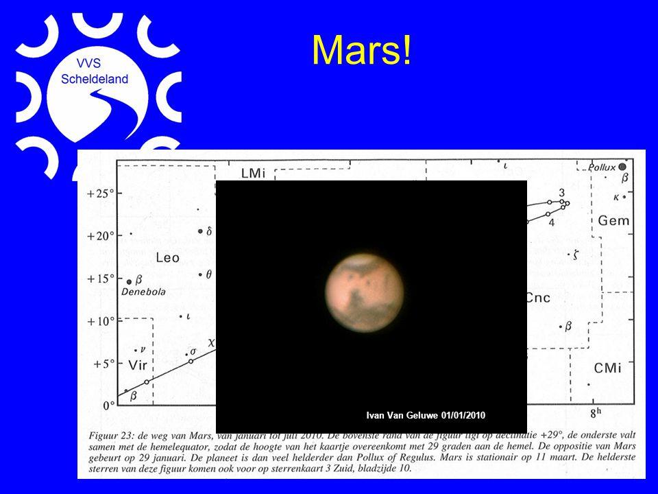 Mars! Ivan Van Geluwe 01/01/2010
