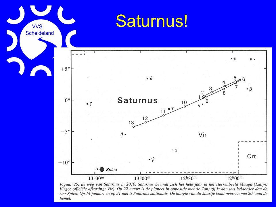 Saturnus! Bart De Clercq 17/02/2010