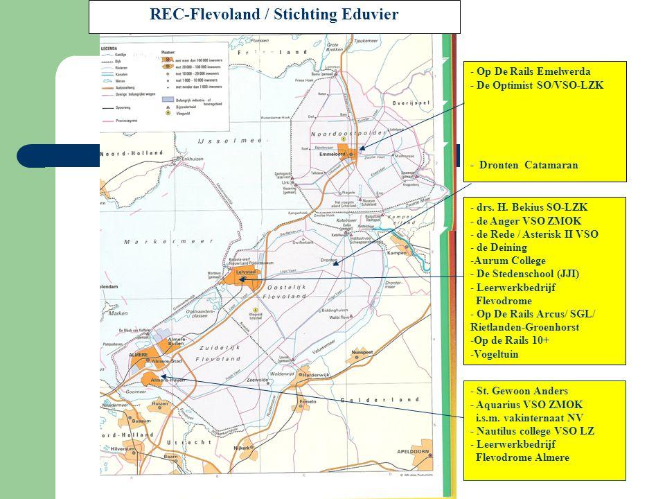 REC-Flevoland / Stichting Eduvier
