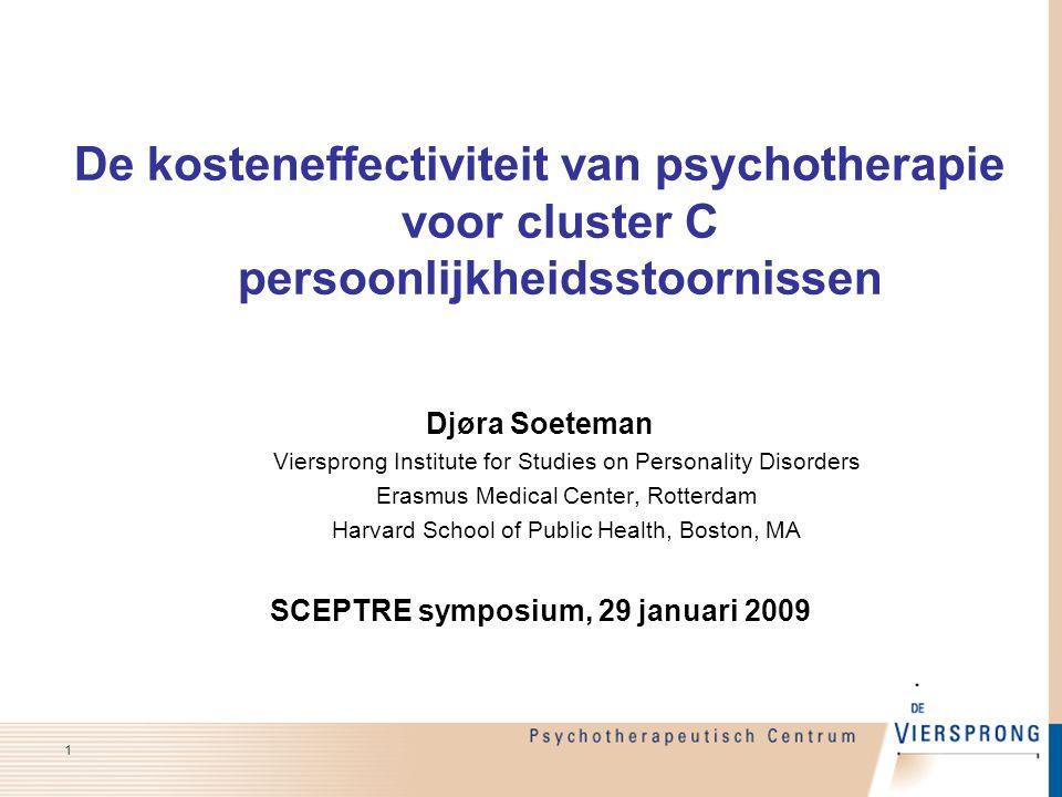 SCEPTRE symposium, 29 januari 2009