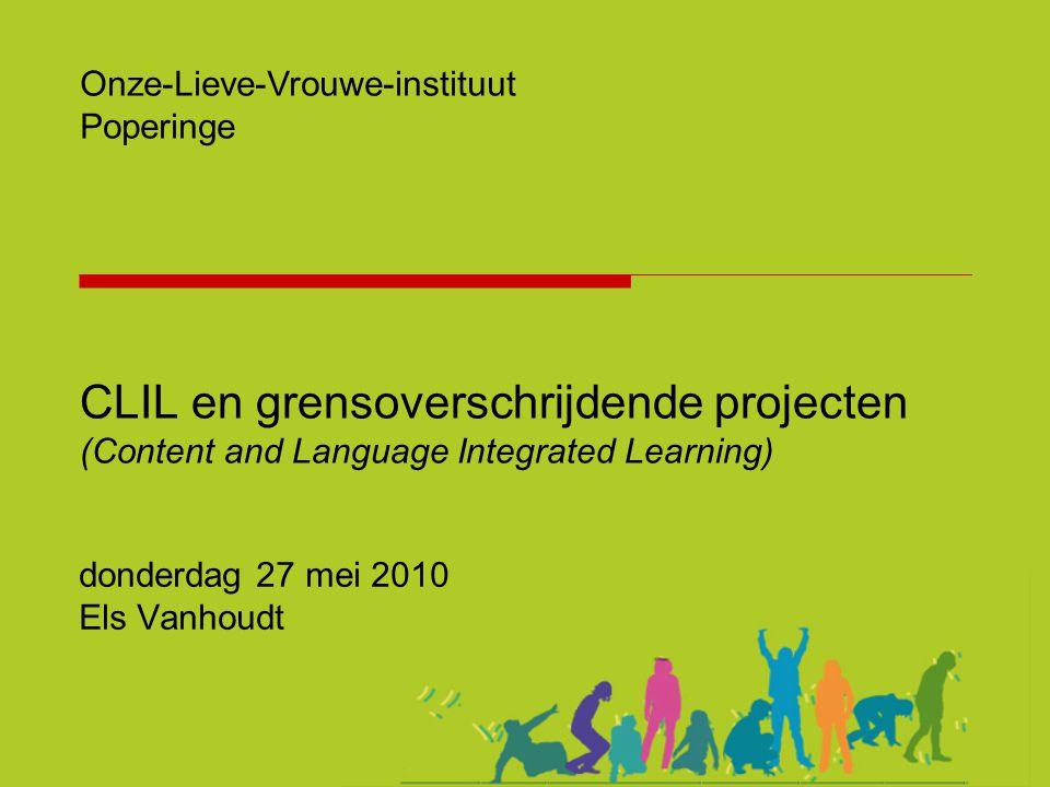 donderdag 27 mei 2010 Els Vanhoudt