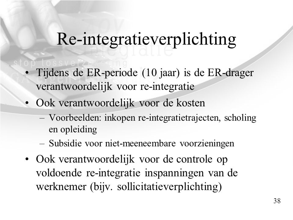 Re-integratieverplichting