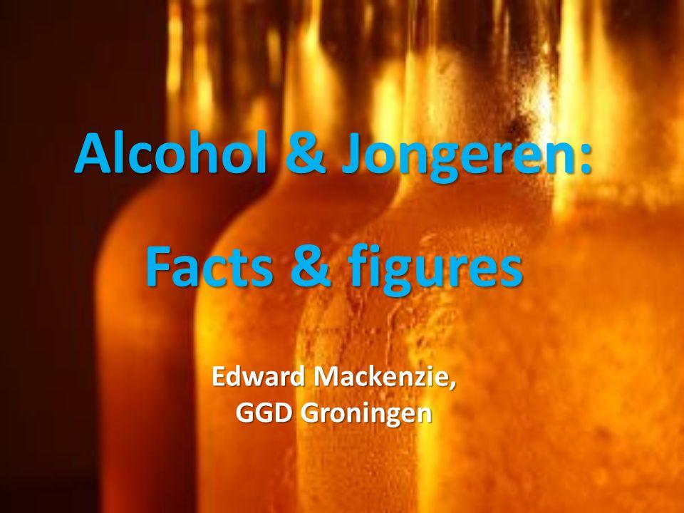 Alcohol & Jongeren: Facts & figures