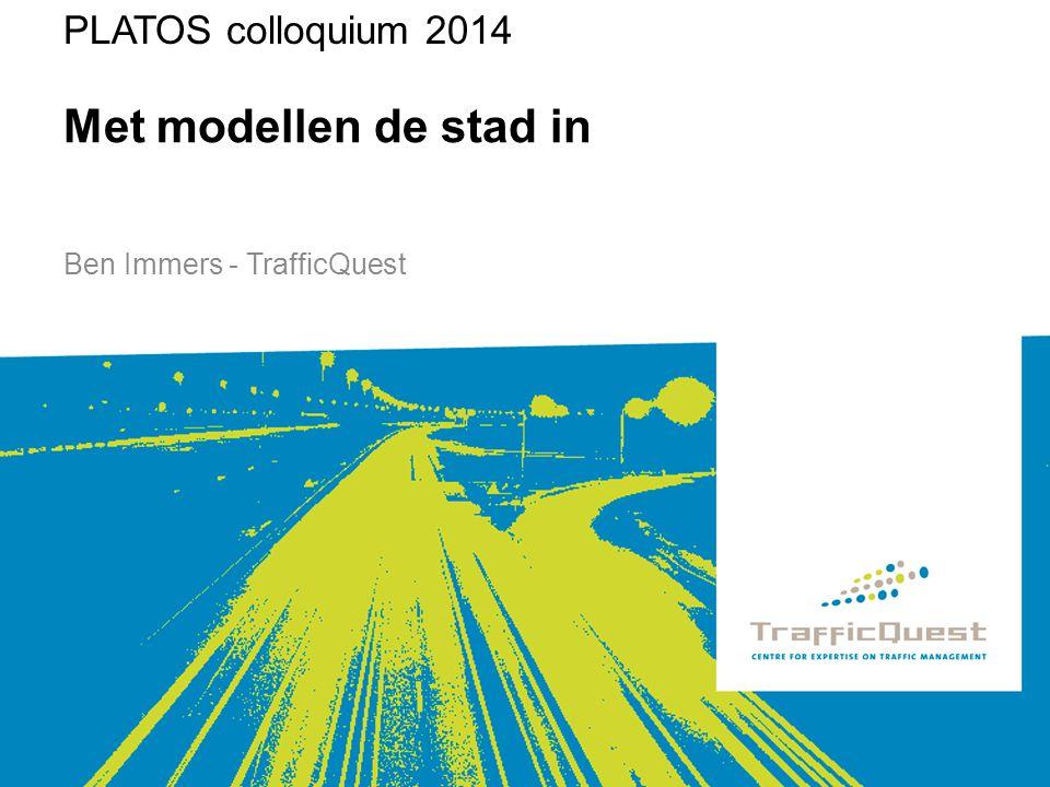 Ben Immers - TrafficQuest