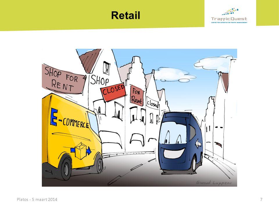 Retail Platos - 5 maart 2014