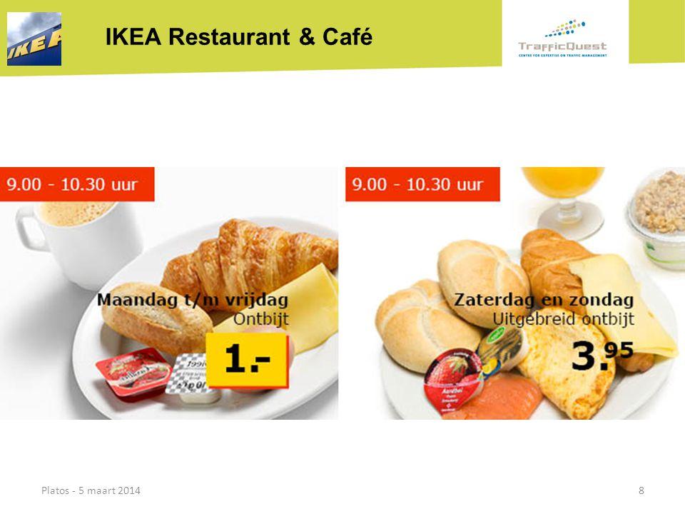 IKEA Restaurant & Café Platos - 5 maart 2014