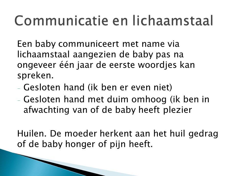 Communicatie en lichaamstaal
