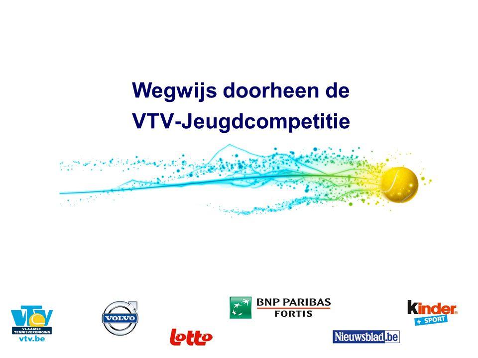 Wegwijs doorheen de VTV-Jeugdcompetitie