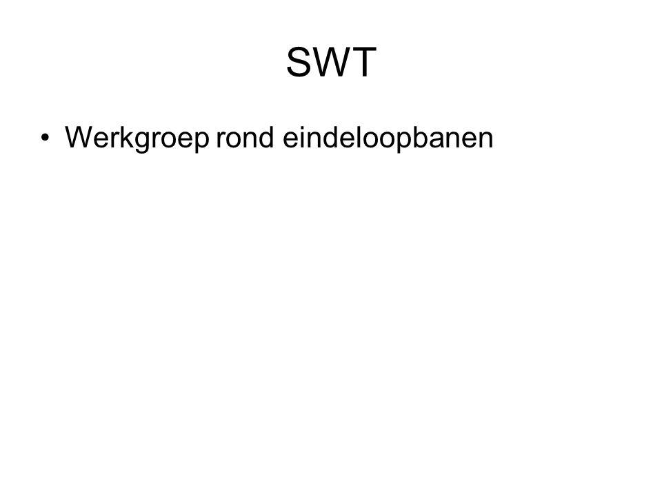 SWT Werkgroep rond eindeloopbanen