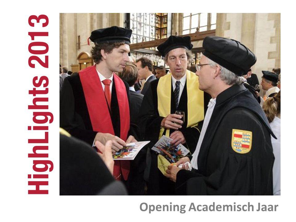 Opening Academisch Jaar