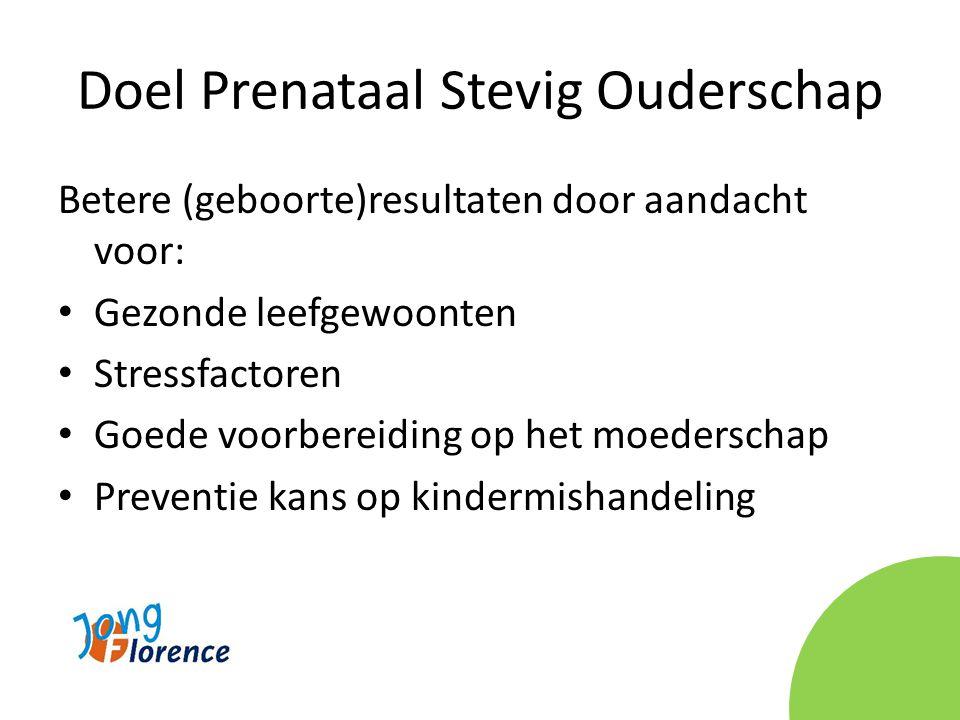 Doel Prenataal Stevig Ouderschap