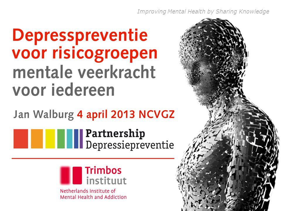 3-4-2017 Keynote ter gelegenheid van 6 jaar Partnership Depressiepreventie.