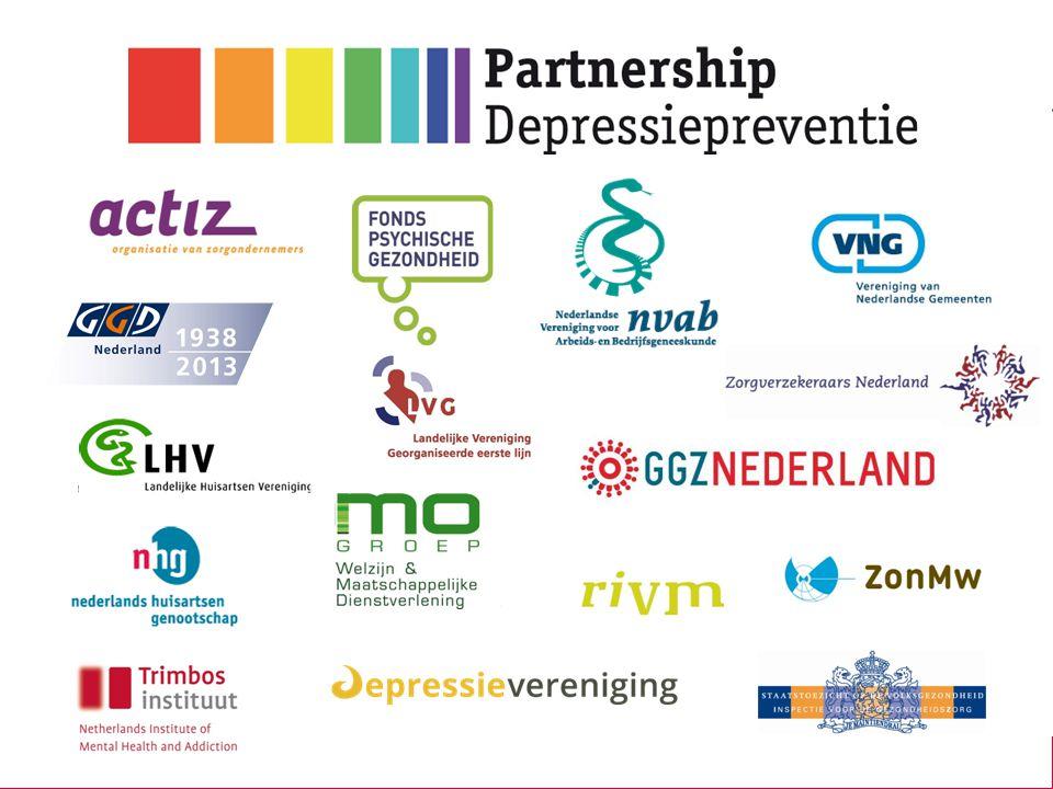 3-4-2017 Vanaf de start zijn dit de betrokken organisaties.