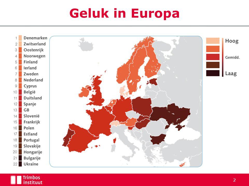 Geluk in Europa 3-4-2017