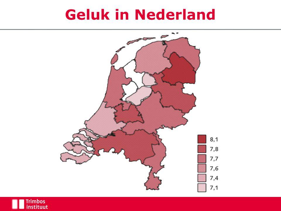Geluk in Nederland