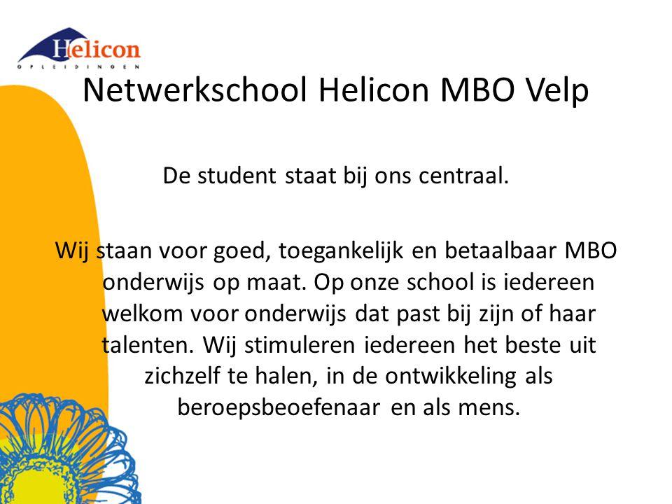 Netwerkschool Helicon MBO Velp