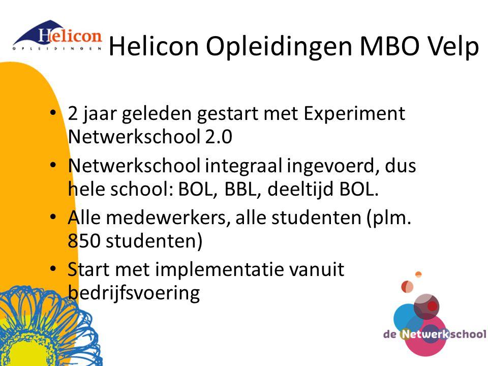 Helicon Opleidingen MBO Velp