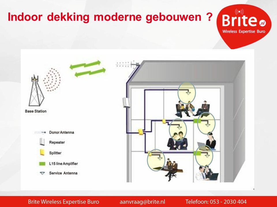 Indoor dekking moderne gebouwen