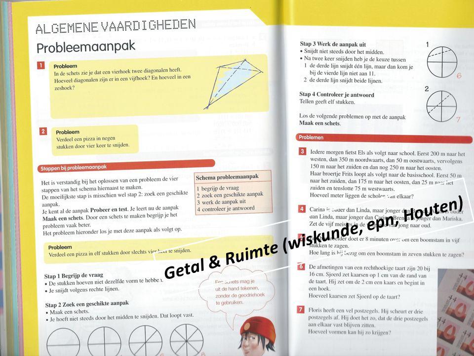 Getal & Ruimte (wiskunde, epn, Houten)