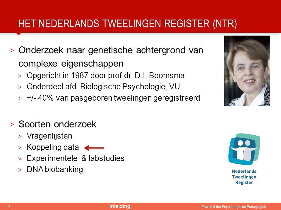 het nederlands tweelingen register (ntr)