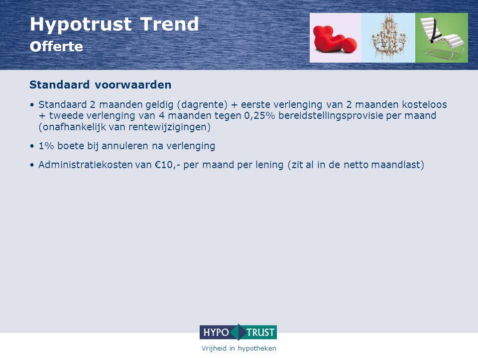 Hypotrust Trend offerte