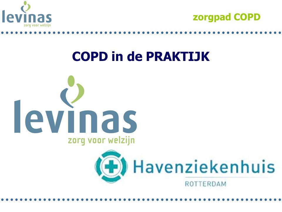 zorgpad COPD COPD in de PRAKTIJK Rob