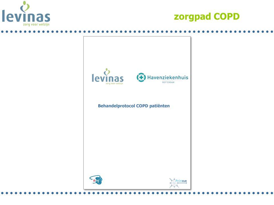 zorgpad COPD Corine