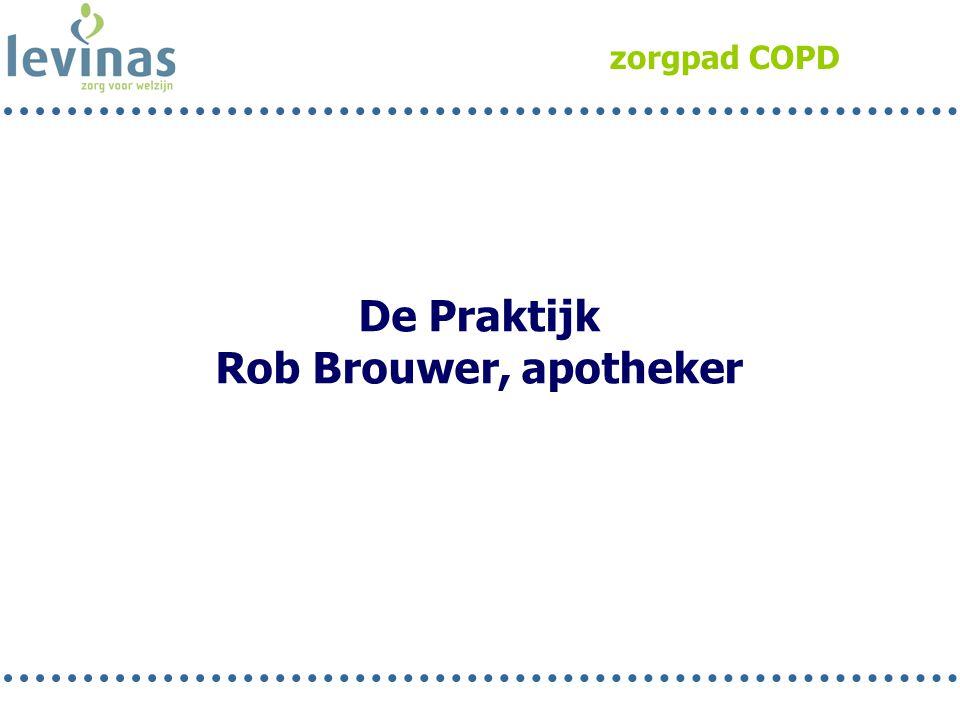 De Praktijk Rob Brouwer, apotheker